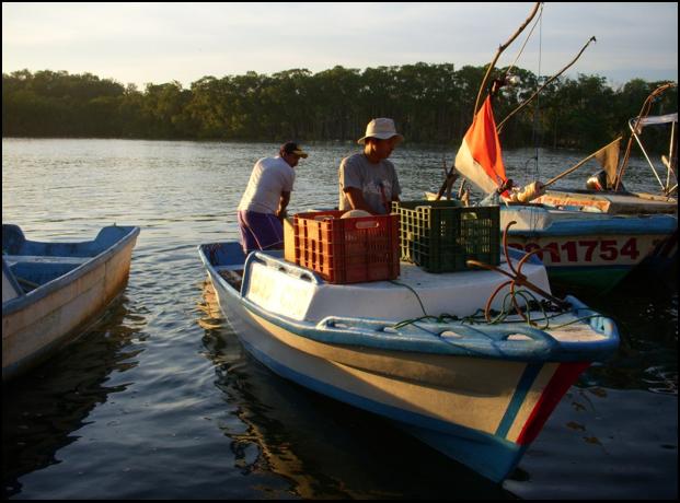 Estero de Río Coyote, Fuente de Vida y de Desarrollo Para las Comunidades