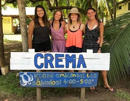 Proyectos de Monitoreo e Investigación de Tortugas Marinas de la Asociación CREMA
