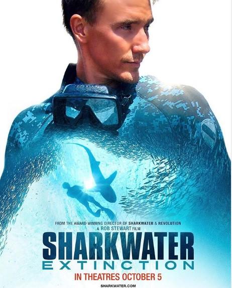 SharkWater Extinction Presentada Ayer en Canada