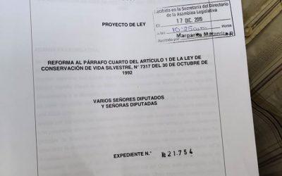 Aprobada Consulta del Proyecto de Ley 21754